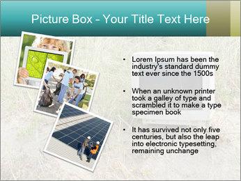 Computer screen PowerPoint Template - Slide 17
