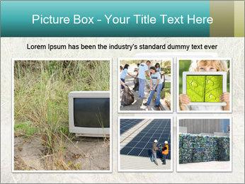Computer screen PowerPoint Template - Slide 19
