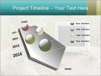 Computer screen PowerPoint Template - Slide 26