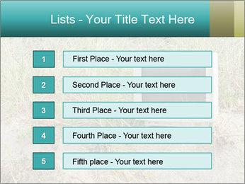 Computer screen PowerPoint Template - Slide 3