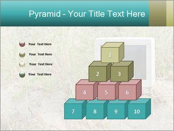 Computer screen PowerPoint Template - Slide 31