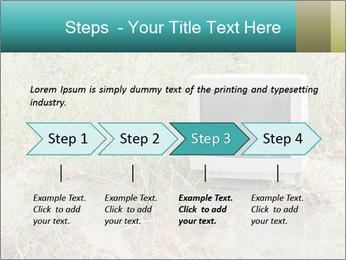 Computer screen PowerPoint Template - Slide 4