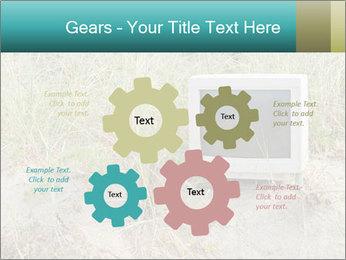 Computer screen PowerPoint Template - Slide 47
