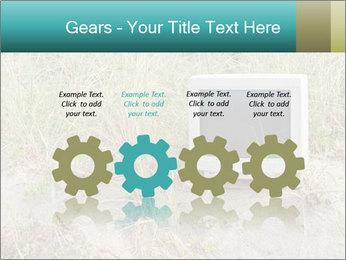 Computer screen PowerPoint Template - Slide 48