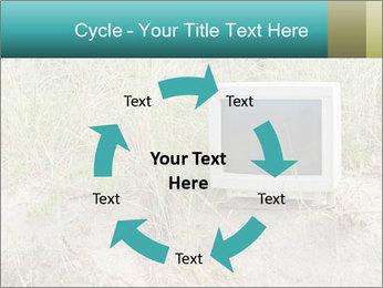 Computer screen PowerPoint Template - Slide 62