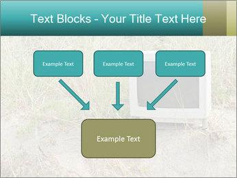 Computer screen PowerPoint Template - Slide 70