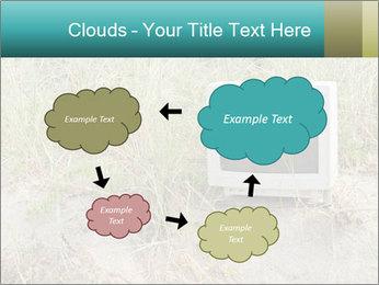 Computer screen PowerPoint Template - Slide 72