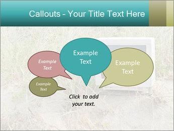 Computer screen PowerPoint Template - Slide 73