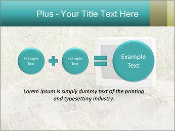 Computer screen PowerPoint Template - Slide 75