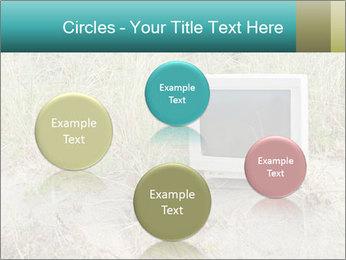 Computer screen PowerPoint Template - Slide 77