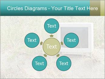Computer screen PowerPoint Template - Slide 78