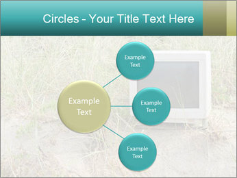 Computer screen PowerPoint Template - Slide 79