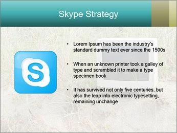 Computer screen PowerPoint Template - Slide 8