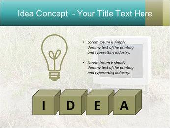 Computer screen PowerPoint Template - Slide 80