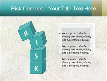 Computer screen PowerPoint Template - Slide 81