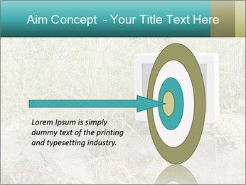 Computer screen PowerPoint Template - Slide 83