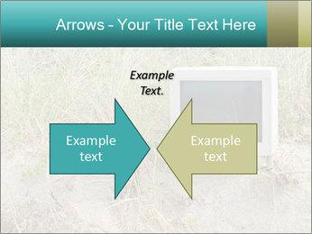 Computer screen PowerPoint Template - Slide 90