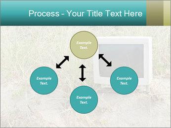 Computer screen PowerPoint Template - Slide 91