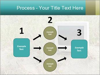 Computer screen PowerPoint Template - Slide 92
