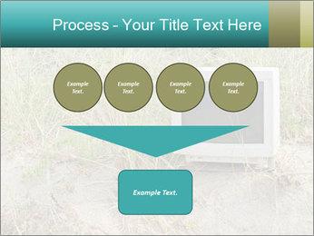 Computer screen PowerPoint Template - Slide 93