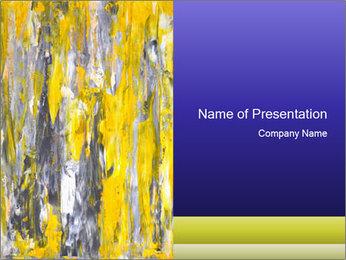 Abstract Art PowerPoint Templates - Slide 1