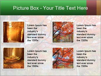 Forest PowerPoint Template - Slide 14
