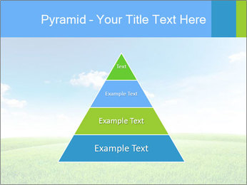 Green field PowerPoint Template - Slide 30