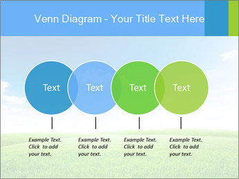 Green field PowerPoint Template - Slide 32