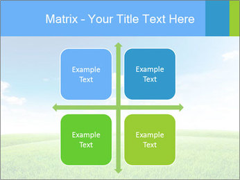 Green field PowerPoint Template - Slide 37