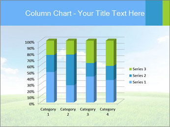Green field PowerPoint Template - Slide 50