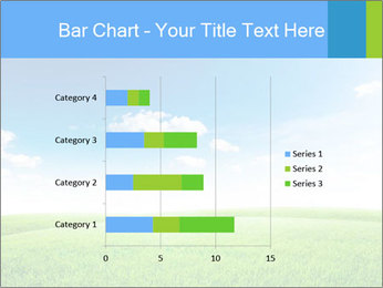 Green field PowerPoint Template - Slide 52