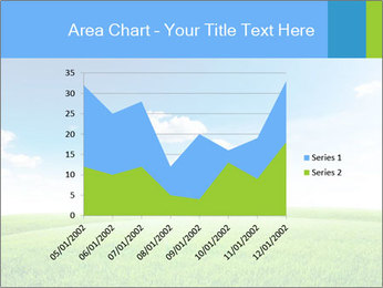 Green field PowerPoint Template - Slide 53