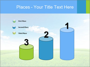 Green field PowerPoint Template - Slide 65