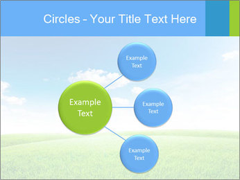 Green field PowerPoint Template - Slide 79