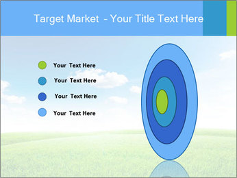 Green field PowerPoint Template - Slide 84