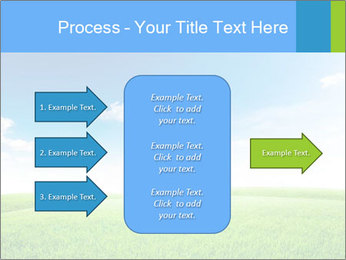 Green field PowerPoint Template - Slide 85