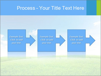 Green field PowerPoint Template - Slide 88