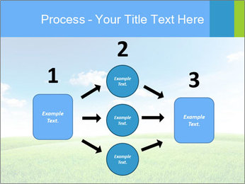 Green field PowerPoint Template - Slide 92