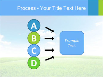 Green field PowerPoint Template - Slide 94