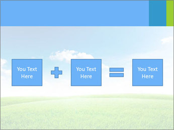Green field PowerPoint Template - Slide 95