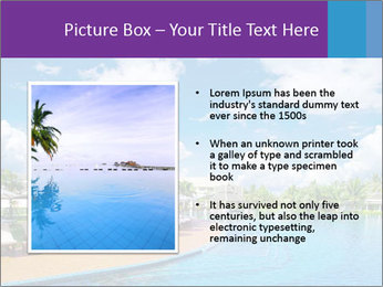 Swimming pool PowerPoint Templates - Slide 13