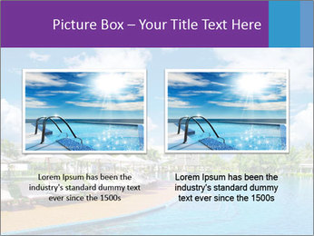 Swimming pool PowerPoint Templates - Slide 18