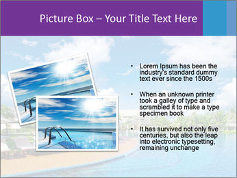 Swimming pool PowerPoint Templates - Slide 20