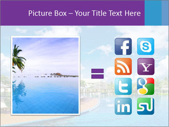 Swimming pool PowerPoint Templates - Slide 21