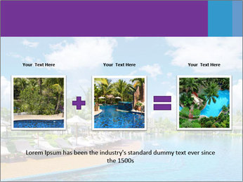 Swimming pool PowerPoint Templates - Slide 22