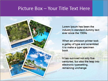 Swimming pool PowerPoint Templates - Slide 23