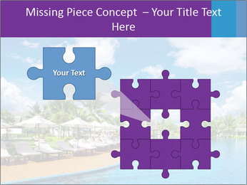 Swimming pool PowerPoint Templates - Slide 45