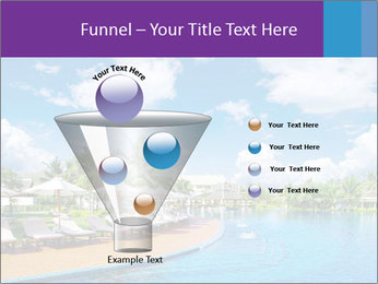Swimming pool PowerPoint Templates - Slide 63