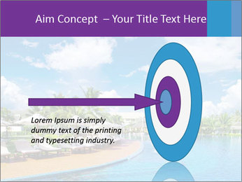 Swimming pool PowerPoint Templates - Slide 83