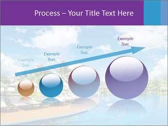 Swimming pool PowerPoint Templates - Slide 87